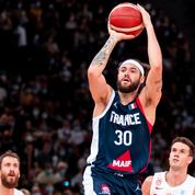 JO/Basket : Isaïa Cordinier quitte les Bleus