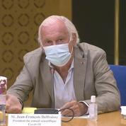Covid-19 : Jean-François Delfraissy prévoit «d'ici fin août, une situation très complexe» dans les hôpitaux
