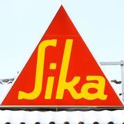 Sika affine ses prévisions après un rebond de 23% de ses ventes semestrielles