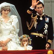 Charles et Diana: il y a 40 ans, un mariage en technicolor