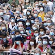 Covid-19 : ces départements qui imposent de nouveau le masque à l'extérieur