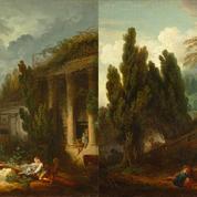 Disparus depuis plus de 230 ans, deux Fragonard acquis par l'État exposés à Montpellier