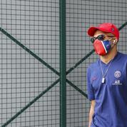 Paris SG : Mbappé de retour à l'entraînement un peu plus tôt que prévu