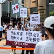 Hongkong : sept hommes incarcérés pour l'attaque de manifestants dans une station de métro