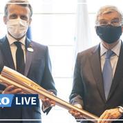 Emmanuel Macron est arrivé à Tokyo pour l'ouverture des JO