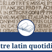 Sic, ce mot latin du quotidien