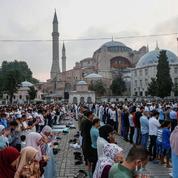 L'Unesco demande à la Turquie un rapport sur l'état de conservation de Sainte-Sophie