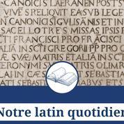 Recto - verso - folio, ces mots latins du quotidien