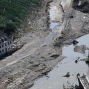 En Allemagne, 180 morts dans les inondations, selon un nouveau bilan