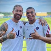 PSG : Mbappé-Ramos, un cliché pour apaiser les rumeurs ?