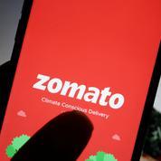 Les débuts en Bourse du livreur de repas Zomato suscite un fort appétit des investisseurs