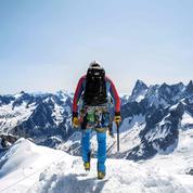 Mont-Blanc : un alpiniste italien meurt dans la descente du sommet du massif alpin