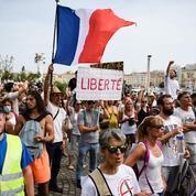 Manifestation anti-passe sanitaire: des journalistes pris à partie à Marseille