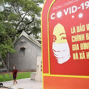 Covid-19 : le Vietnam confine les huit millions d'habitants de Hanoï pour endiguer la montée des cas