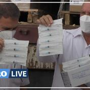 Cuba reçoit des dons de seringues de groupes américains opposés à l'embargo
