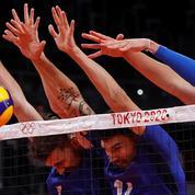 JO : les volleyeurs français punis par les Etats-Unis