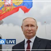 Vladimir Poutine vante la flotte russe, capable de détruire «n'importe quelle cible»