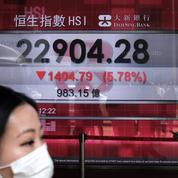 La Bourse de Hong Kong perd plus de 4% en clôture