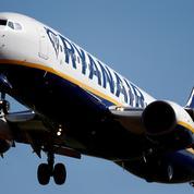 Ryanair: la perte s'accroît au premier trimestre à cause des restrictions aux voyages