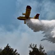 Sardaigne : la France et la Grèce envoient quatre Canadair pour aider l'Italie à lutter contre le feu