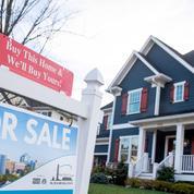 États-Unis : nouveau fort recul des ventes de maisons neuves en juin