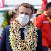Dérèglement climatique : Emmanuel Macron défend le nucléaire et le «cas par cas» pour l'éolien