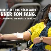 Don du sang : l'Établissement français du sang alerte sur l'urgence des besoins