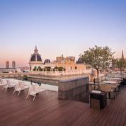 Barcelone vu d'en haut : dix rooftops d'exception où prendre un verre et admirer le sunset