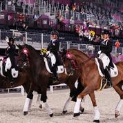 JO : l'Allemagne offre un septième titre olympique à Werth en dressage