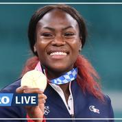 L'immense émotion de Clarisse Agbegnenou : «j'ai cette médaille d'or, enfin !»