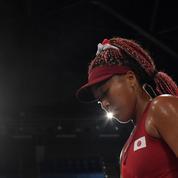 JO: Naomi Osaka, le symbole foudroyé