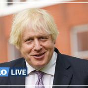 Covid-19 : Boris Johnson exhorte à la prudence malgré une baisse des cas au Royaume-Uni