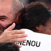 Larbi Benboudaoud, entraîneur de Clarisse Agbegnenou : «J'étais inquiet au début»