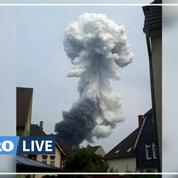 Allemagne : deux morts après une explosion sur un site de traitement des déchets