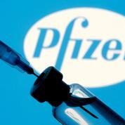Pfizer vendra pour 33,5 milliards de dollars de vaccins anti-Covid cette année