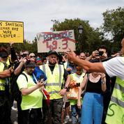 Le mouvement anti-passe sanitaire est plus hétérogène que les gilets jaunes, selon une note du renseignement