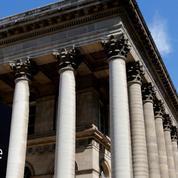 Rebond prudent des Bourses européennes, submergées de résultats, avant la Fed