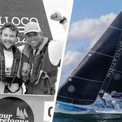 Une saison de Figaro – Martin Le Pape : «Mon rêve est de construire un bateau mais le temps presse»