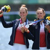 JO : Médaille d'argent pour l'aviron féminin : « C'était ouf, je sentais qu'on volait »