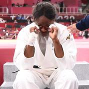 JO: la séquence émouvante de Madeleine Malonga en pleurs et «vraiment déçue» après sa finale perdue