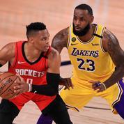 NBA : Russell Westbrook rejoint LeBron James et Anthony Davis chez les Lakers
