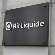 Air Liquide: bénéfice net semestriel en hausse