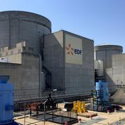 EDF revient dans le vert au premier semestre