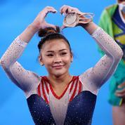 JO : même sans Simone Biles, les Etats-Unis se trouvent une championne de gymnastique