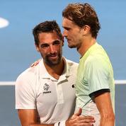 JO : dix de der pour les Français en tennis, une affiche Djokovic-Zverev en demies