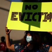 Biden demande au Congrès de prolonger le moratoire sur les expulsions locatives