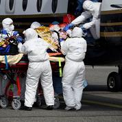 Covid-19 : trois premiers patients transférés samedi de Martinique vers Paris