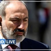Arménie : le premier ministre Nikol Pachinian veut des troupes russes à la frontière avec l'Azerbaïdjan