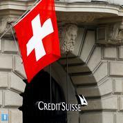 Credit Suisse: bénéfice net en baisse de 78% à 253 millions CHF au deuxième trimestre