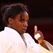 JO, Judo (F): Médaille d'argent pour Malonga, battue en finale des -78kg